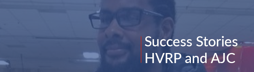 HVRP and AJC Success Story Banner
