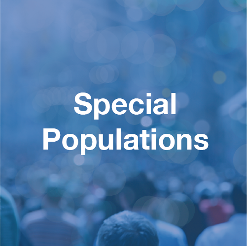 Thumbnail card for Special Population