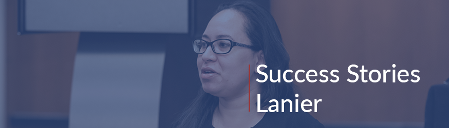Success Stories Lanier Banner